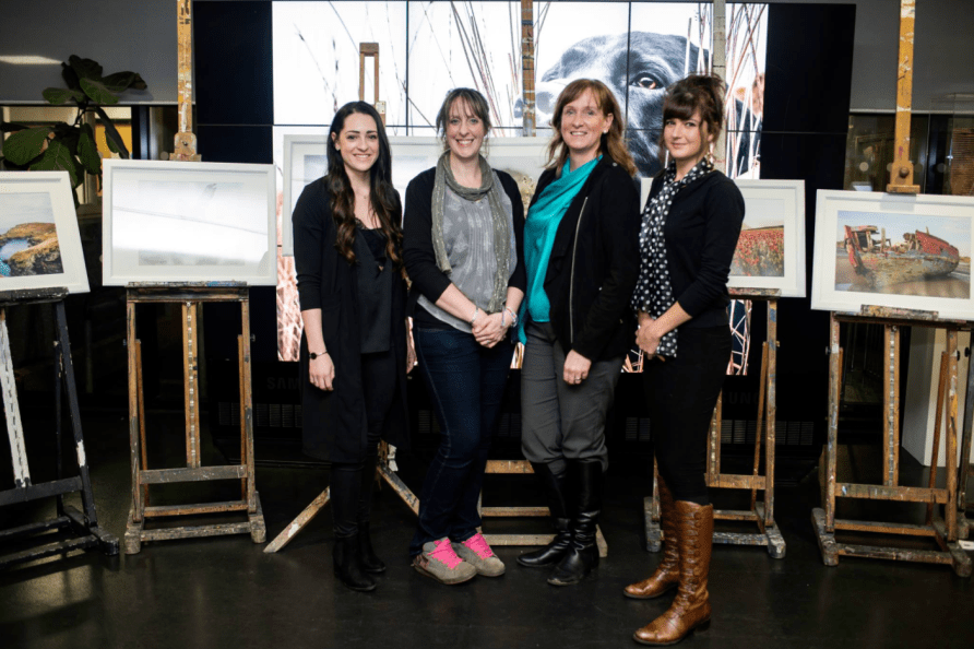 WOMEN IN PHOTOGRAPHY CONFERENCE AND EXHIBITION IN THE TV & RADIO NEWS SPOTLIGHT